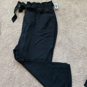 NWT ON Linen Pants